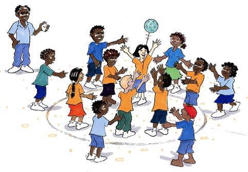 Boogalah Game played by kids