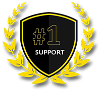 Number 1 for support