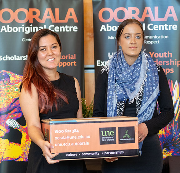 Presentation of Oorala Study Support Package for Commmencing Student