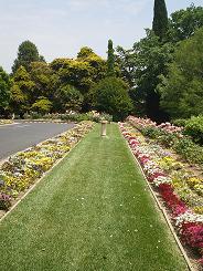 C B Newling Gardens