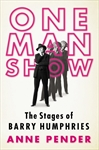 Book cover: Anne Pender - One Man Show