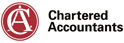 Chartered Accountants Logo and link