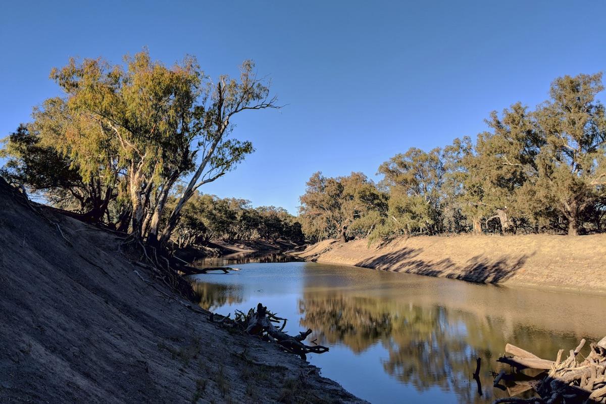 Darling River Toorale