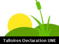 Talloires Declaration University Of New England Logo and link