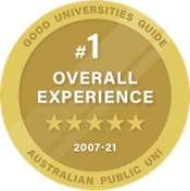 UNE Overall Experience Badge