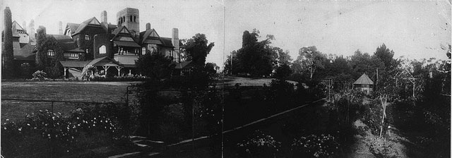 Booloominbah about 1920