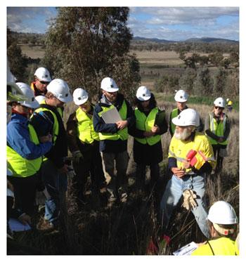 Eco Rehab Fieldtrip 2014
