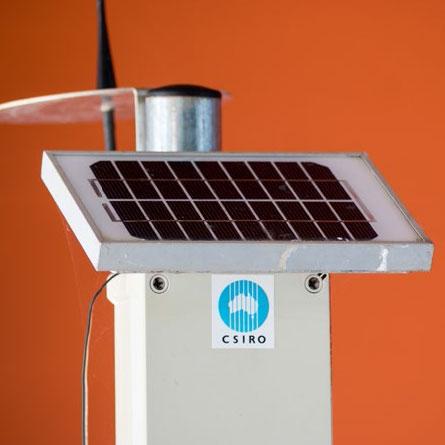 CSIRO Solar Panel