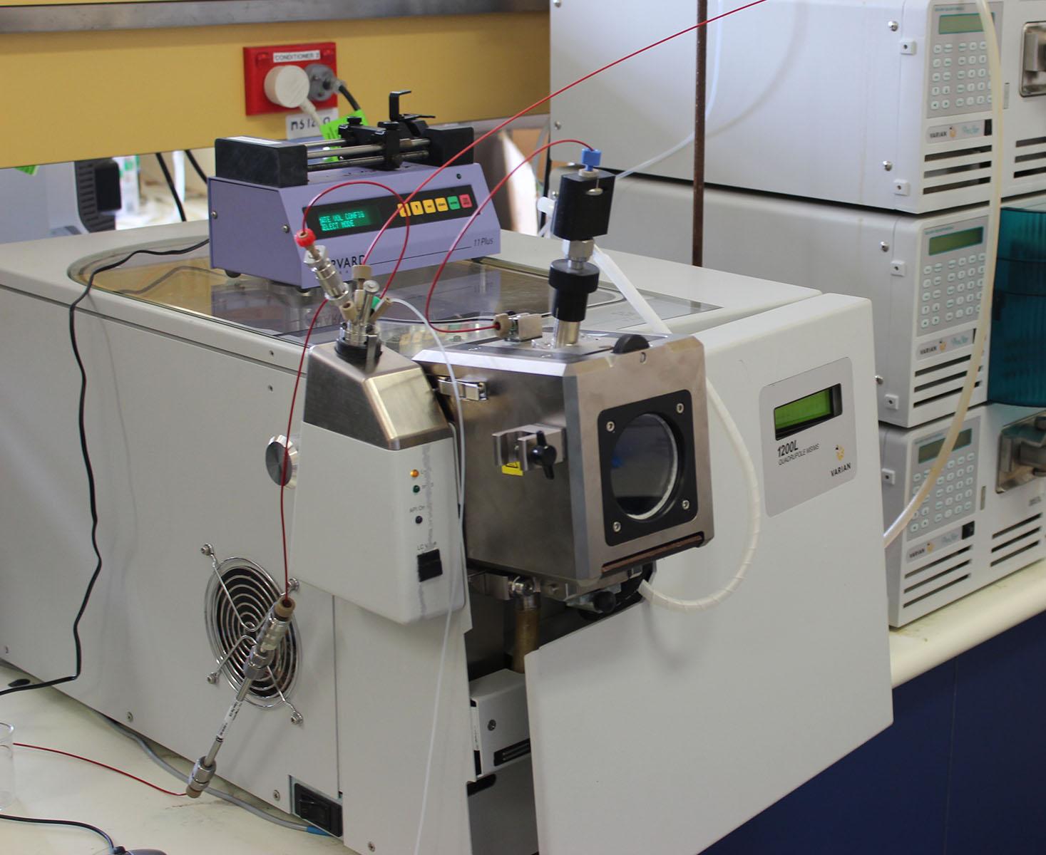 AB Sciex 5000 QQQ HRMS