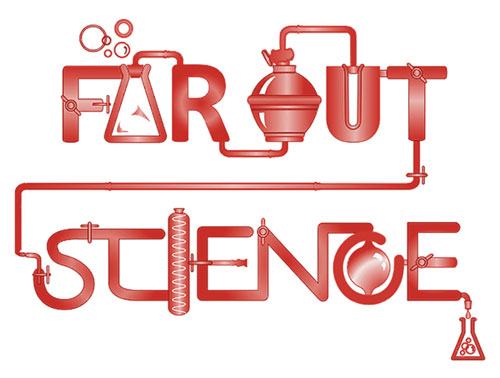 Far Out Science logo
