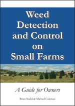 Weed Detection and Control on Small Farms Book Cover