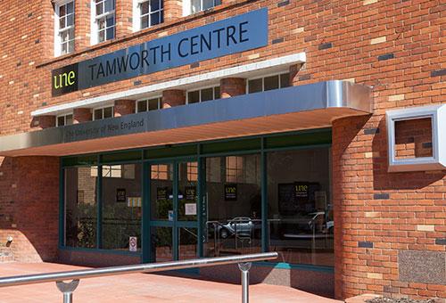 UNE Tamworth Centre, Peel House, Tamworth