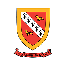 Wright College Crest