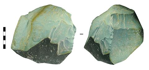 Stone Tools of Homo floresiensis, Flores, Indonesia