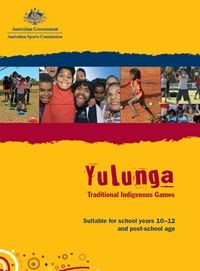 Yulunga Book Cover