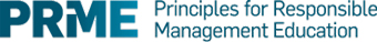Principles For Responsible Management Education Logo link