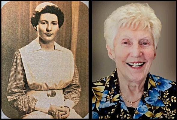 Betty Fyffe nurse and philanthropist