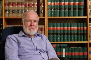 Paul Martin, Director of the Australian Centre for Agriculture and Law at UNE's School of Law.