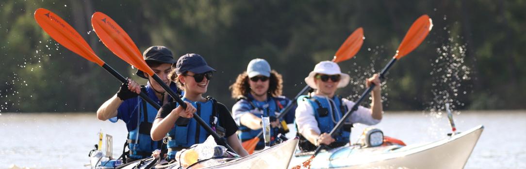Kayaking Club