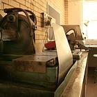 Fossil preparation machinery