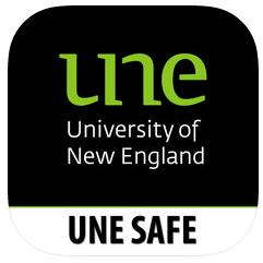 https://www.une.edu.au/__data/assets/image/0010/269884/une-safe-app.png