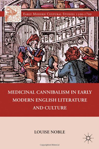 Nobe - Medical Cannabalism book cover