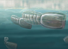 "Reconstruction of 500-million-year-old blind marine creatures called ""vetulicolians"""