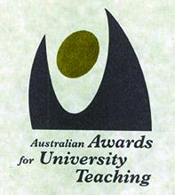 Australian Awards for University Teaching logo