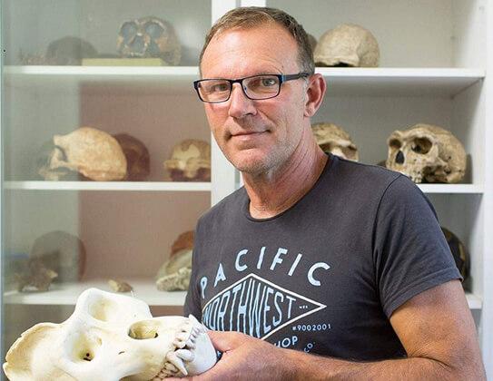 Unlocking the secrets buried in ancient bones