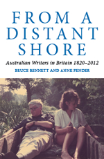 Anne Pender: Book distant shore