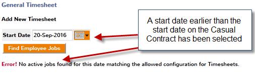 start date error message image