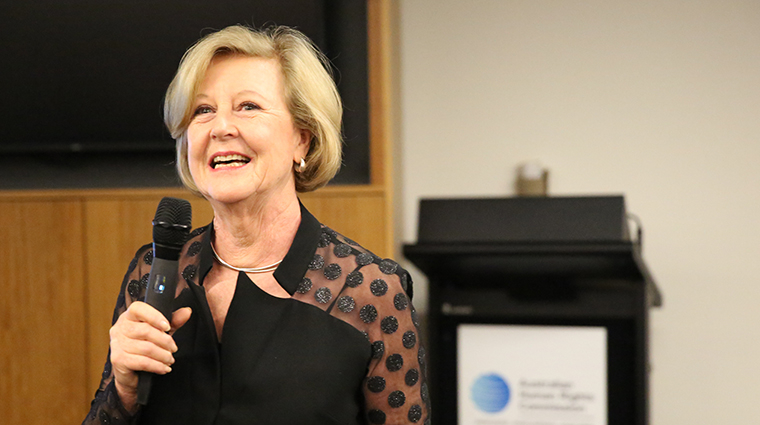 Gillian Triggs to deliver human rights lecture