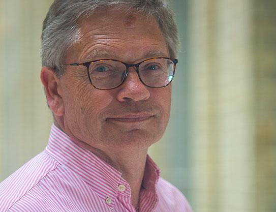 NSW Chief Scientist presenting on campus