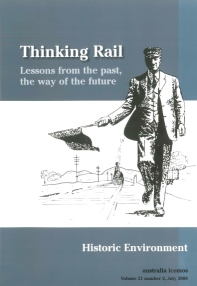 Thinking Rail: Lessons from the Past, the Way of the Future