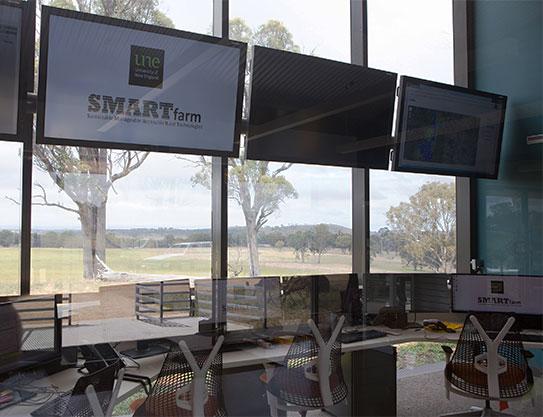 'Cutting-edge' SMART Farm