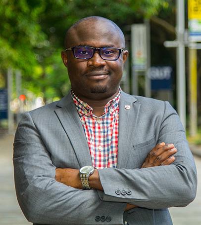 Oluwagbenga (Michael) Akinlabi