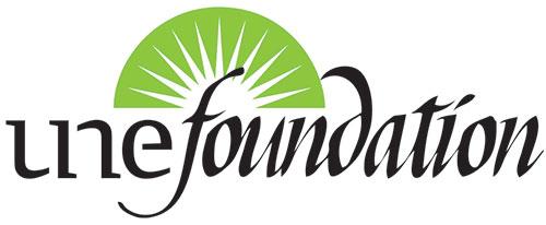 UNE Foundation logo