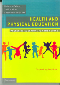 Judith Miller publication-health and physical education