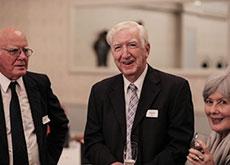 Mr Warwick Goodsir at the 2015 Alumni Dinner