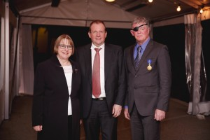 Professor Annabelle Duncan, Mr Grant Hehir and Professor Michael Smith
