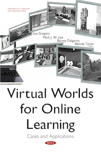 Virtual Worlds for Online Learning: Cases and Applications