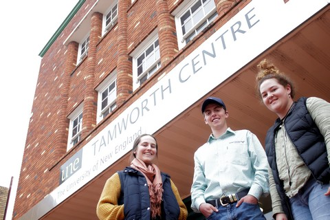 Tamworth students