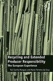 Recycling and Extend Producer Responsibility Book Cover