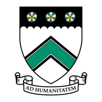 Mary White College crest: Ad Humanitatem