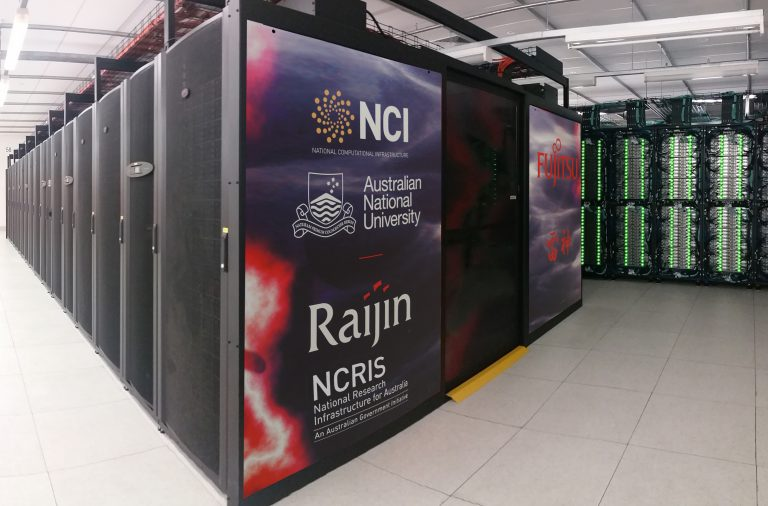 NCI's Raijin HPC machine